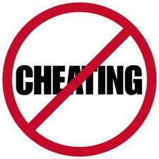 No Cheating, Infidelity